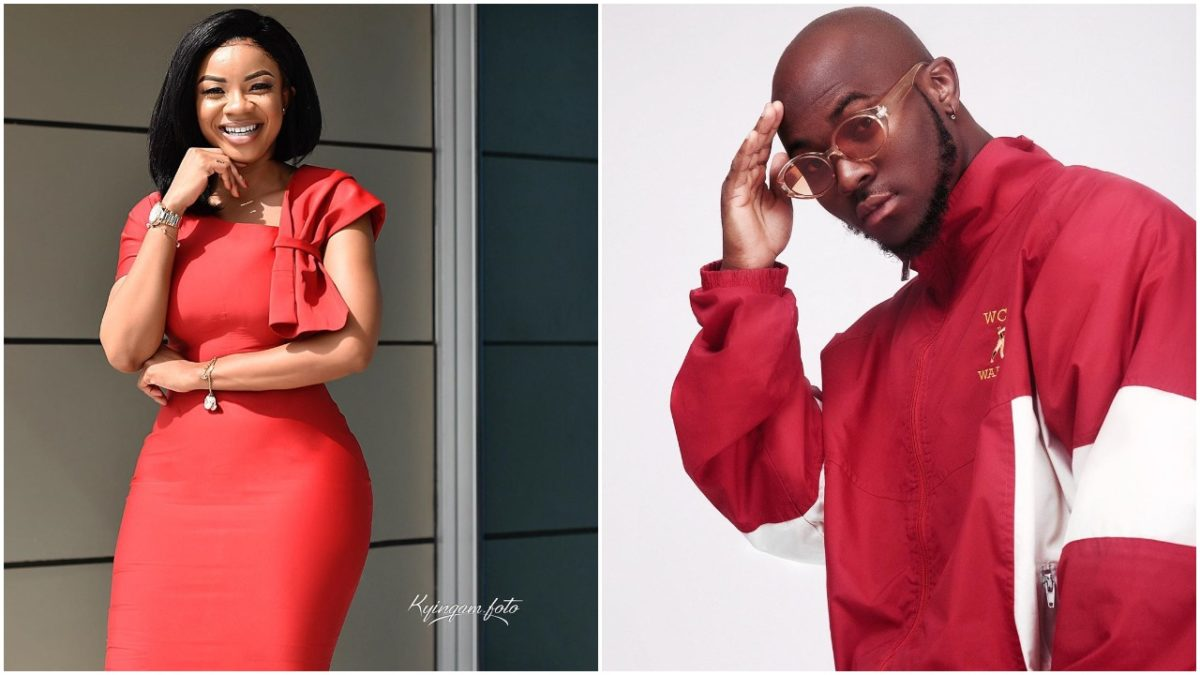 King Promise breaks silence on Serwaa Amihere dating rumours