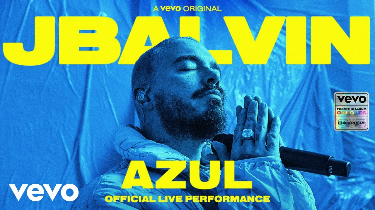 WATCH: J Balvin x Vevo live performance videos