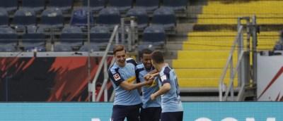 Frankfurt vs B. Monchengladbach EN VIVO fecha 26 - Bundesliga ...