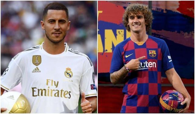 Real Madrid, Barcelona y Atlético, los mejores fichajes de España | Antena 2