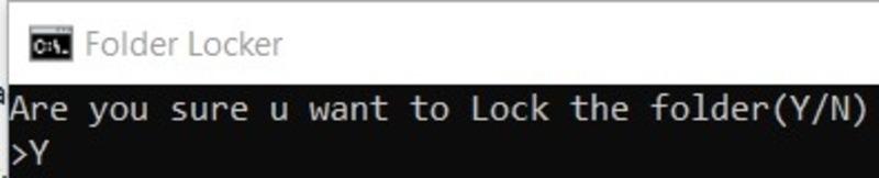 将Windows10的文件夹设置密码增强安全性