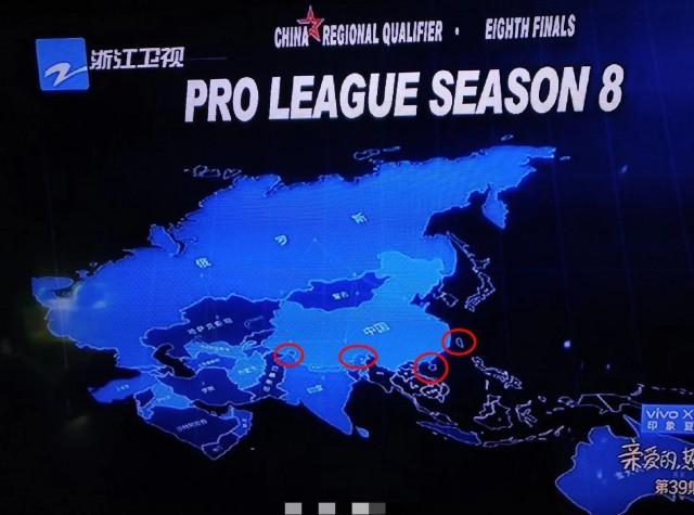 中国大陆热播剧《亲爱的,亲爱的》因地图挨批