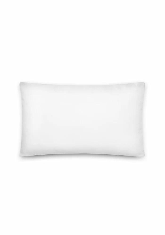 all over print basic pillow