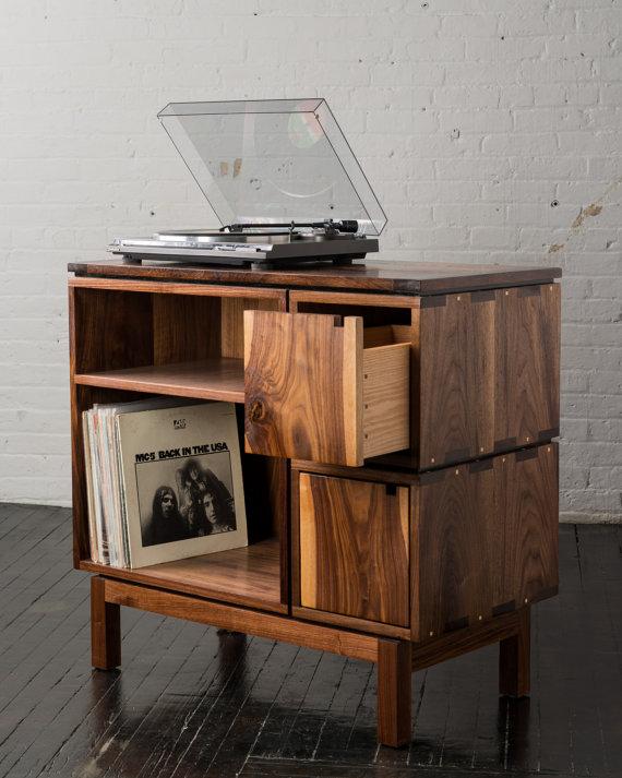 Selection Meuble Vinyle Rangement Pour Platines Blog Deco