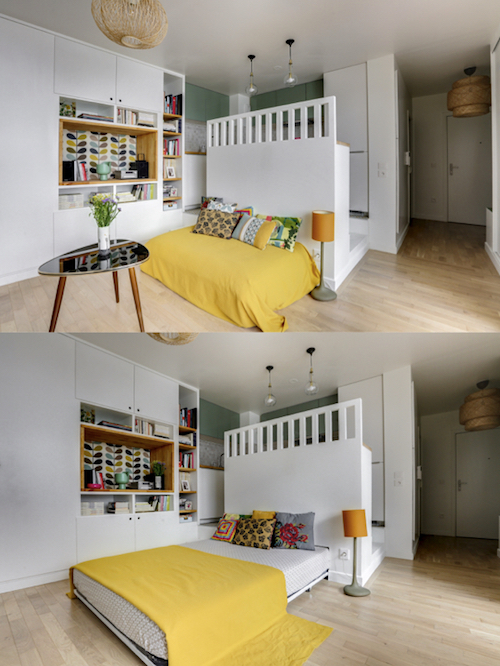 Amenager 20m2 10 Astuces Indispensables Clemaroundthecorner