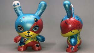 64 Colors' Good 4 Nothing Dunny from Kidrobot