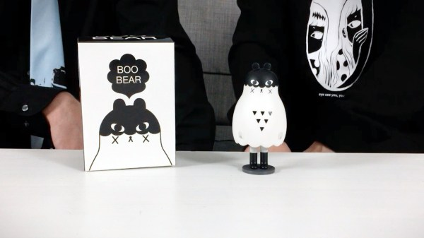 Andrea Kang's Boo Bear - figure with box
