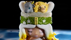 Camilla d'Errico's The World for Arcane Divination: The Lost Cards Dunny Series from Kidrobot