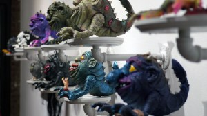 Boglins Custom Toy Show - Exhibition Report