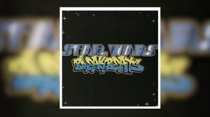 A Brief History of the Sucklord —Star Wars Breakbeats CD, front