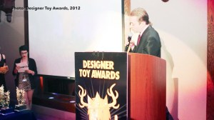 A Brief History of the Sucklord —The Sucklord at the Designer Toy Awards
