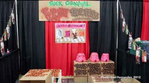 A Brief History of the Sucklord — Suck Carnival at DesignerCon 2012