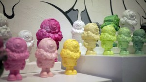 Buff Monster's Melt With Me - Concrete Mister Melty Pieces