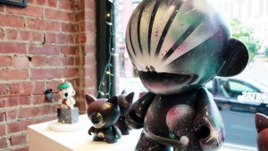 CZee13's Creative Solitude - Reach for the Stars Custom Mega Munny