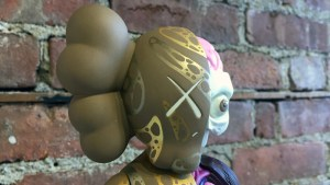Cat Atomic's Companionship Part A (Custom KAWS Dissected Companion Flayed)