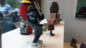 RWK's Cluttered Group Exhibition - Quiccs' TEQ63 RWK Custom