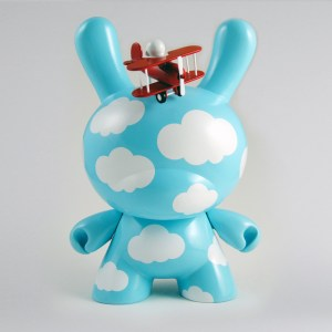 Clark's DayDream Studio - Flying High Custom Dunny (front)