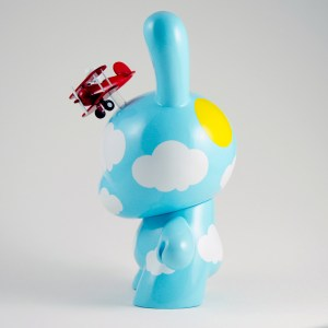 Clark's DayDream Studio - Flying High Custom Dunny (side)