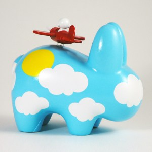 Clark's DayDream Studio - Flying High Custom Labbit (side)