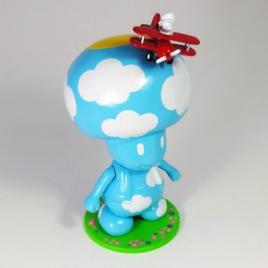 Clark's DayDream Studio - Flying High in the Toadstool Kingdom Custom (askew)
