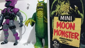 Inaction Figures 2017 - Junk Fed's Mini Moon Monster