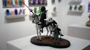 Inaction Figures 2017 - JAIBANTOYS' Don Quilote y Sancho Trooper