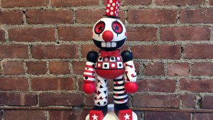 ConstrucTOYvism - Fer MG's Abstract Russian Clown