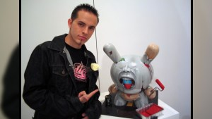 Deph's Custom from The Dunny Show, 2004