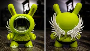 Deph's Big Mouth Dunny from the DesignerCon Series, 2018