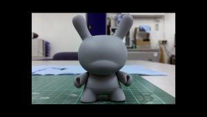 RunDMB & Robotic Industries' Exquisite Corpse Dunny Prototype