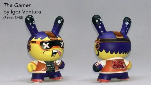 Igor Ventura's The Gamer Dunny
