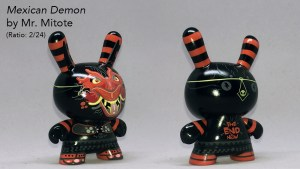 Mr. Mitote's Mexican Demon Dunny