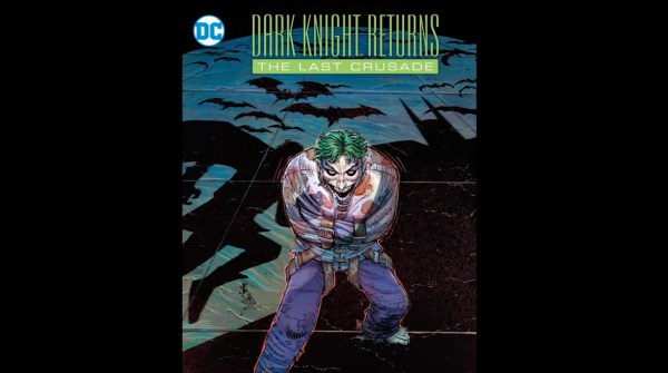 Fools Paradise - The Last Ride - Dark Knight Returns: The Last Crusade cover
