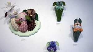 Furmutation Exhibition - several Horrible Adorables pieces