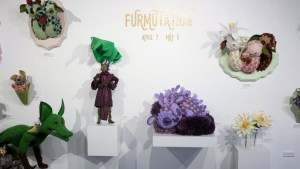Furmutation Exhibition - Main Display Overview