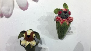 Furmutation Exhibition - Horrible Adorables' Butter Pecan Leaf Peeper & Strawberry Leaf Peeper