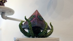 The Great Unknown exhibition - Wonder Goblin - Abyss (Up Tentacle)