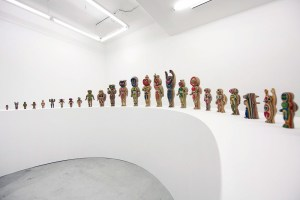 Haroshi's Guzo - Exhibition Overview