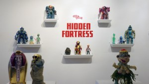 Hidden Fortress - exhibition overview