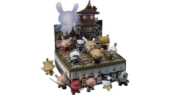 Huck Gee's Gold Life: Soul Collector Review —Gold Life Dunny Series