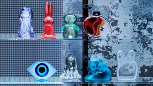 IKEA Art Event 2018 - Maleras Glassworks Glass Figures
