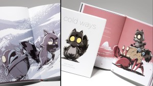 Coarse's Cold Ways hardcover book