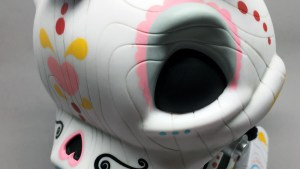 "Igor Ventura's The Death of Innocence (Dia de los Muertos) 8"" Dunny from Kidrobot"