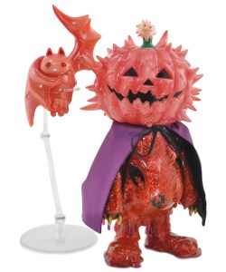 InstincToy - Halloween inc - Devil Bat Magister (Red)