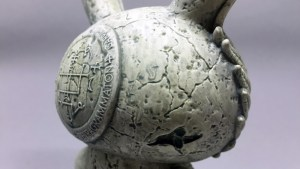 "J*RYU's Arcane Divination: 5"" Angel Gabriel Dunny (Stone Edition) from Kidrobot"