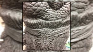 James Groman & InstincToy - King Korpse - Next figure teaser