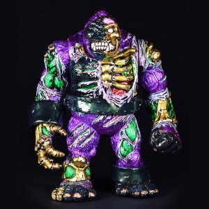 James Groman & InstincToy - King Korpse - Ultimate Purple