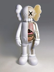 Jason Freeny's Inappropriation (KAWS Companion) - Final, front