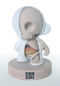 Jason Freeny's Munny Dissection, 2011