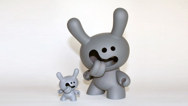 Jason Freeny's Mr. Mirth Custom Kidrobot Dunnys